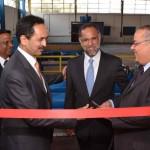 (L-R) Mr. Sanjay Kirloskar, Mr. Navdeep Suri, Dr. Mostafa Abu Zeid