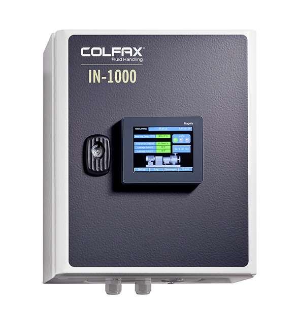 Colfax/Allweiler: Intelligent pump monitoring | Delta p - magazine