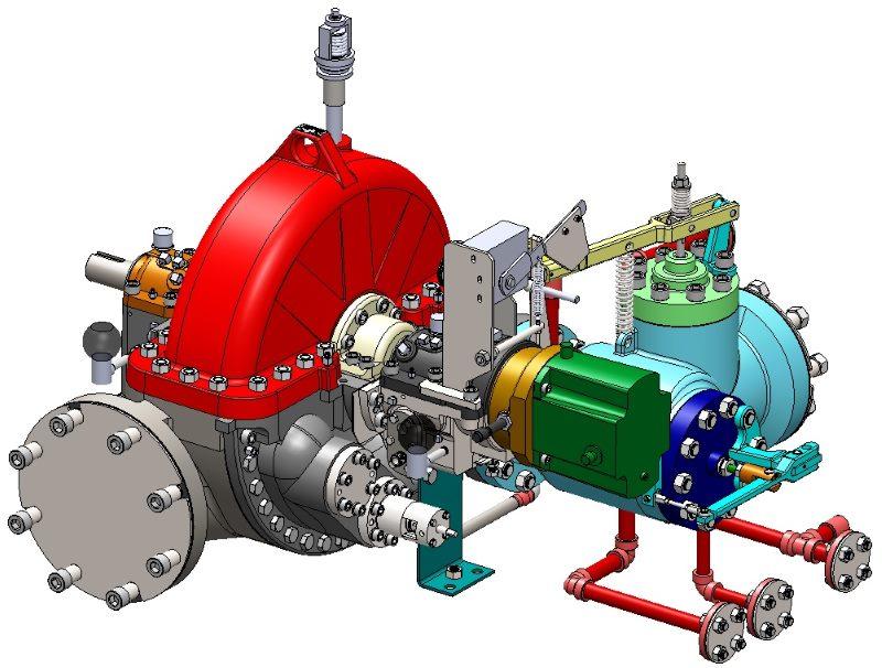Power Plant Delta P Magazine For Pump Technology
