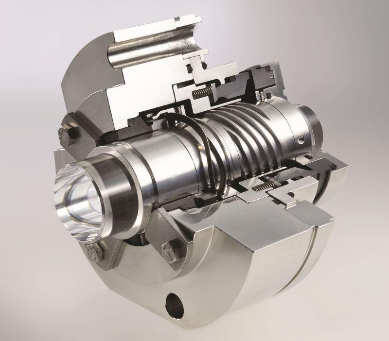 mechanical seal | Delta p - magazine for pump technology