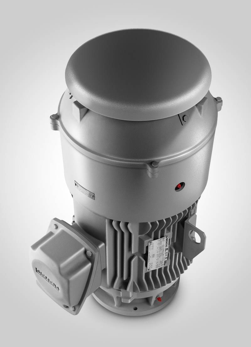 Siemens Motors For High Thrust Pump Applications In Harsh