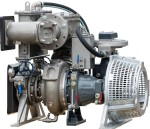 6ʺ solids handling pump