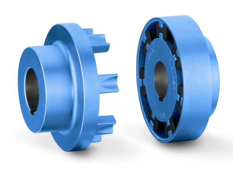 The N-Eupex flexible claw coupling by Flender has been amongst the  high-quality connection solutions for pumps, fans and compressors for  decades.